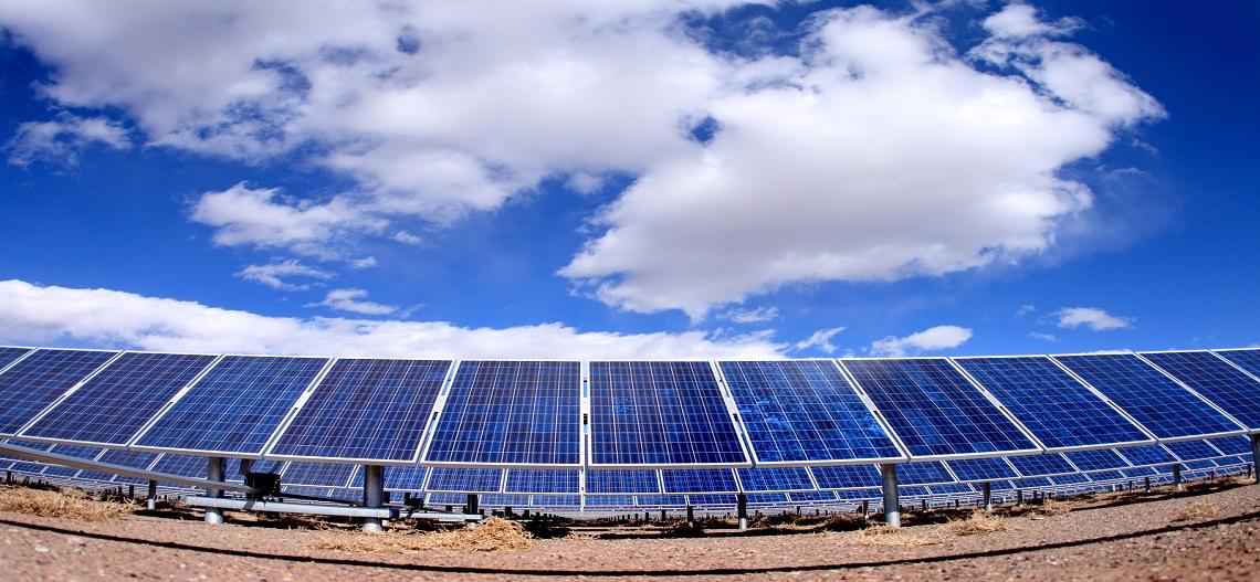 Solar panel user