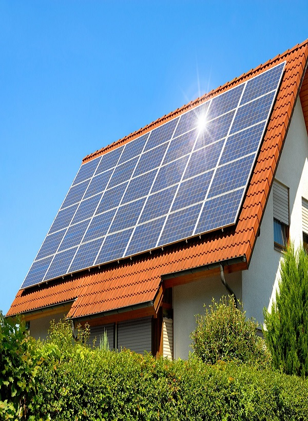 Insuring solar panels for your home